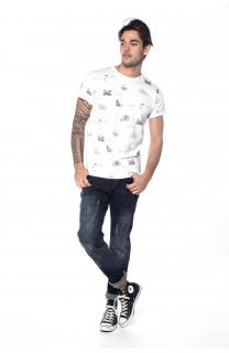 T-shirt VAN Outlet Deeluxe