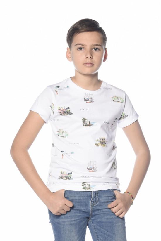 Deeluxe Tee Shirt Van
