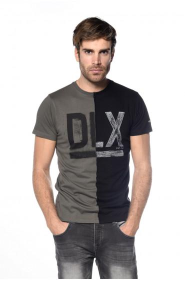 T-shirt Double
