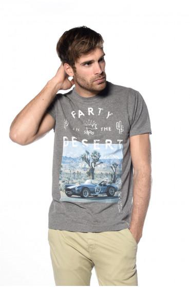 Deeluxe Tee Shirt Desert