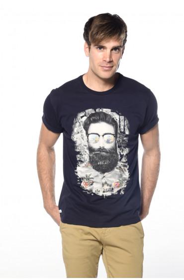 T-shirt hipster Clyde