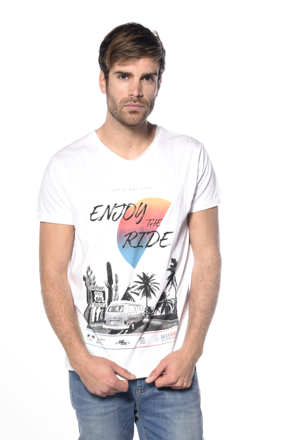 T-shirt ENJOY Outlet Deeluxe