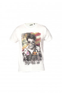 T-shirt MAVERICK Homme Deeluxe