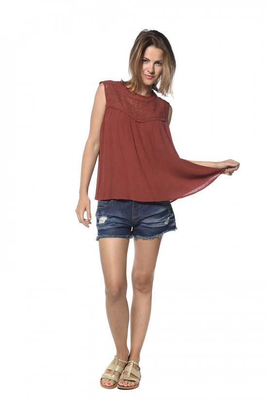 Blouse NADINE Outlet Deeluxe