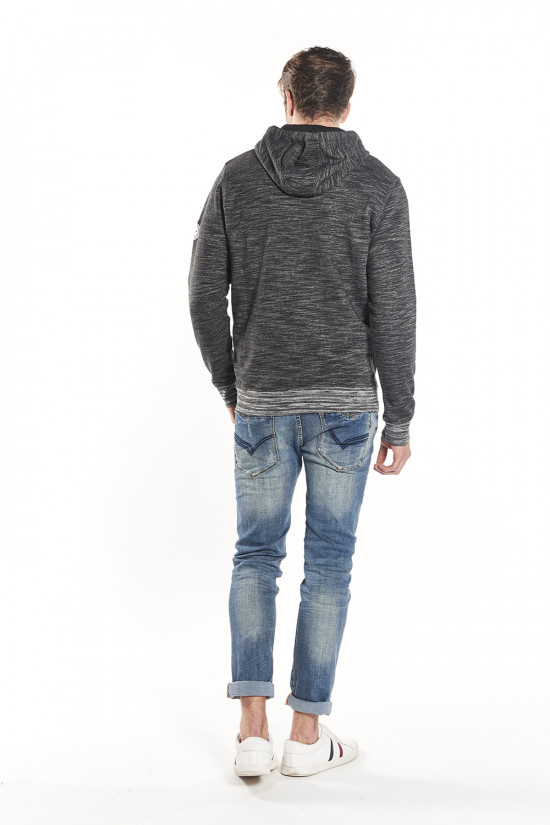 Sweat NEWSTEP Homme S18549 (35005) - DEELUXE