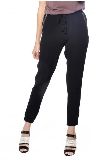 Pantalon avec poches fantaisies True