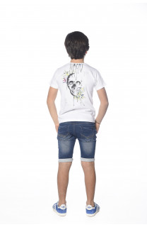 T-shirt SKOOL Outlet Deeluxe