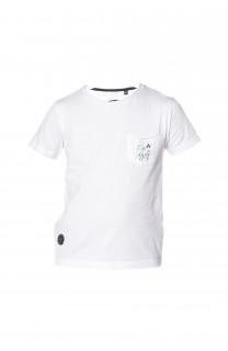 T-Shirt SKOOL Garçon S18150B (35286) - DEELUXE