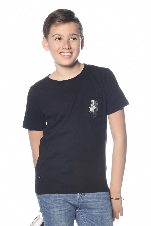 T-Shirt SKOOL Garçon S18150B (35289) - DEELUXE