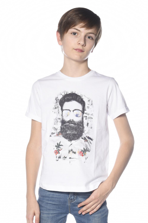 T-Shirt T-Shirt CLYDE Garçon S18178B (35324) - DEELUXE