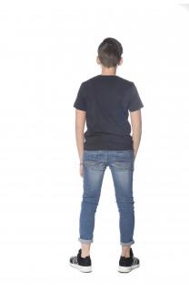 T-Shirt CLEM Garçon S18196B (35334) - DEELUXE