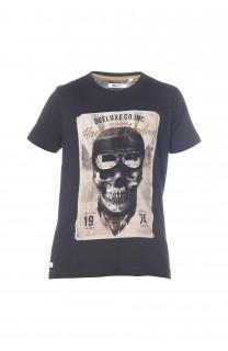T-Shirt CLEM Garçon S18196B (35335) - DEELUXE