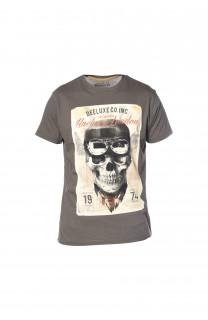 T-Shirt CLEM Garçon S18196B (35337) - DEELUXE