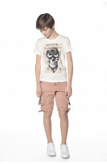 T-Shirt CLEM Garçon S18196B (35339) - DEELUXE