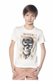 T-Shirt CLEM Garçon S18196B (35340) - DEELUXE