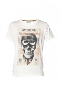 T-Shirt CLEM Garçon S18196B (35342) - DEELUXE