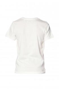 T-Shirt CLEM Garçon S18196B (35343) - DEELUXE