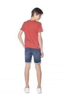 T-Shirt CLEM Garçon S18196B (35346) - DEELUXE