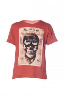 T-Shirt CLEM Garçon S18196B (35347) - DEELUXE
