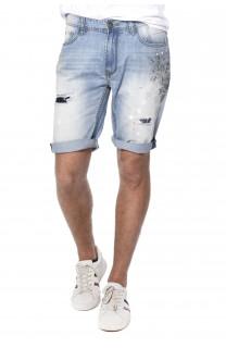 Short SHORT CARLOS Homme S18J802 (35561) - DEELUXE