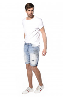 Short SHORT CARLOS Homme S18J802 (35562) - DEELUXE