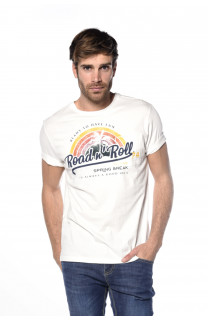 T-shirt ROLL Outlet Deeluxe