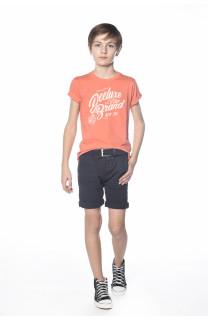 T-Shirt REASER Garçon S18141B (35979) - DEELUXE