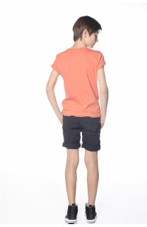T-Shirt REASER Garçon S18141B (35981) - DEELUXE