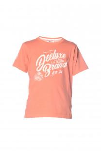 T-Shirt REASER Garçon S18141B (35982) - DEELUXE