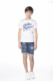 T-Shirt REASER Garçon S18141B (35984) - DEELUXE