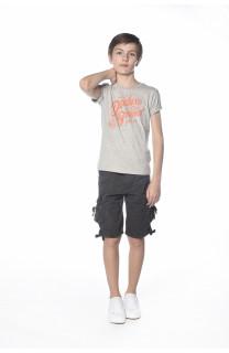 T-Shirt REASER Garçon S18141B (35990) - DEELUXE