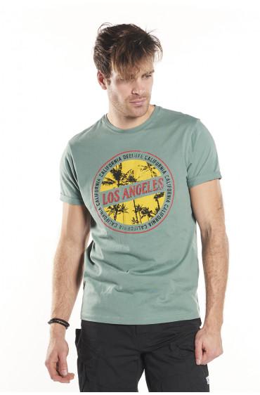 T-shirt Calif