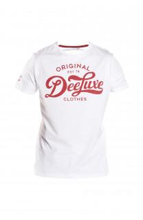 T-Shirt WRITE Homme S18142 (36242) - DEELUXE