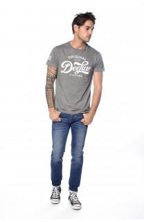 T-Shirt WRITE Homme S18142 (36247) - DEELUXE