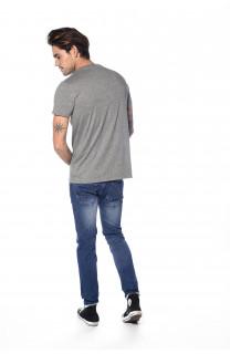 T-Shirt WRITE Homme S18142 (36248) - DEELUXE