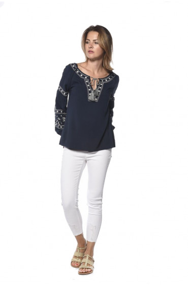 Blouse inspiration orientale Bertha