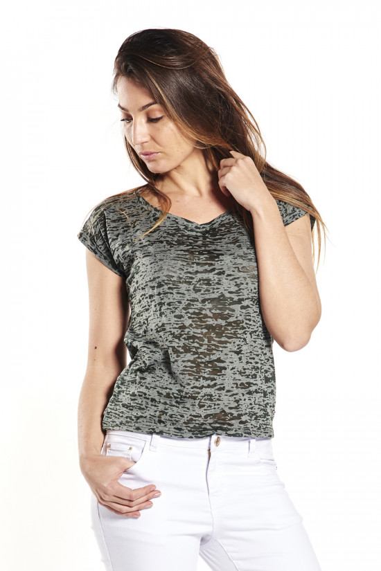 T-shirt PERCY Outlet Deeluxe