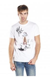 T-shirt RIDING Outlet Deeluxe