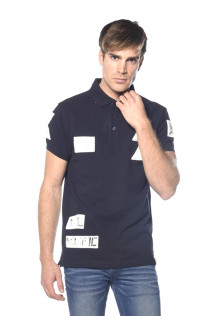 Polo VOILE Homme S18210 (36477) - DEELUXE