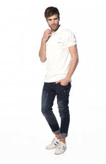Polo VOILE Homme S18210 (36481) - DEELUXE