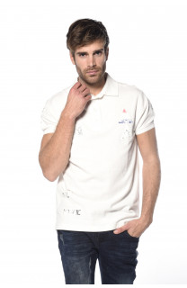 Polo VOILE Homme S18210 (36482) - DEELUXE