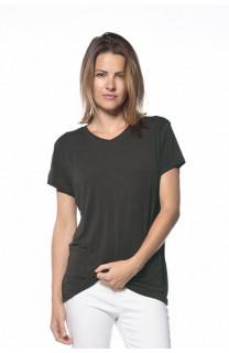 T-Shirt NIGHT Femme S18113W (36499) - DEELUXE