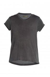 T-Shirt NIGHT Femme S18113W (36501) - DEELUXE