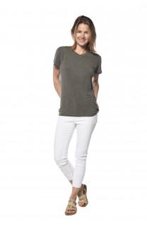 T-Shirt NIGHT Femme S18113W (36503) - DEELUXE