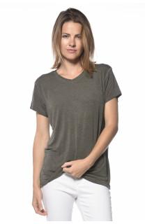 T-Shirt NIGHT Femme S18113W (36504) - DEELUXE