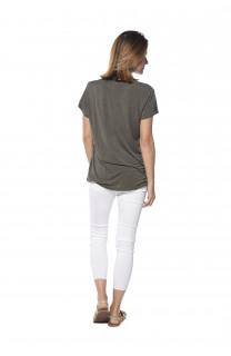 T-Shirt NIGHT Femme S18113W (36505) - DEELUXE