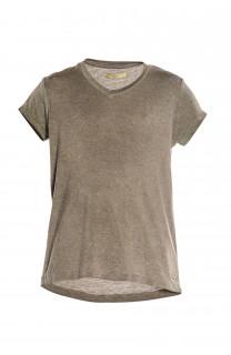 T-Shirt NIGHT Femme S18113W (36506) - DEELUXE