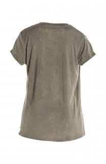 T-Shirt NIGHT Femme S18113W (36507) - DEELUXE
