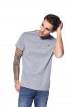 T-shirt poche ton sur ton Side