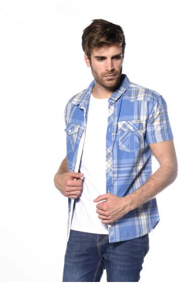 Chemise à carreaux Spoty